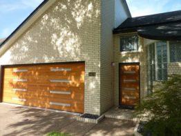 Garage Door Stain, Paint - Dallas, Frisco, Plano, McKinney, Allen, Prosper TX