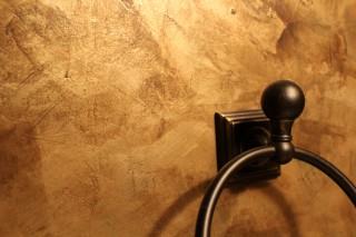 Bronze & Gold Metallic Paint