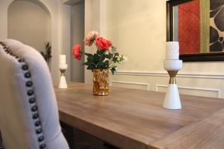 Venetian Plaster Dining Room Dallas TX