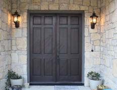 Front Door Wood Stain